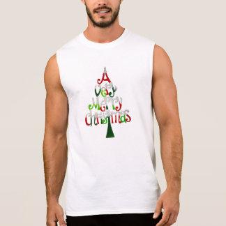Regata Muito árvore do Feliz Natal