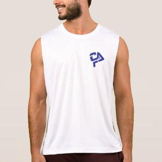 Regata Músculo da alta tensão de CrossFit