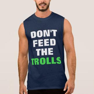 Regata Não alimente os troll
