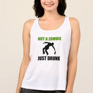 Regata Não zombi apenas bêbedo