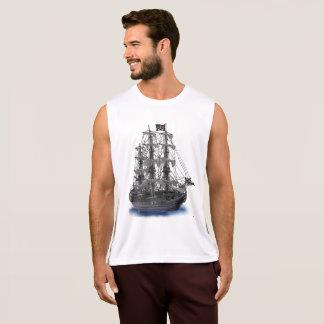 Regata Navio de pirata enluarada Mystical