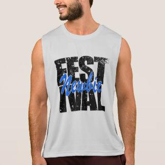 Regata Newbie do festival (preto)