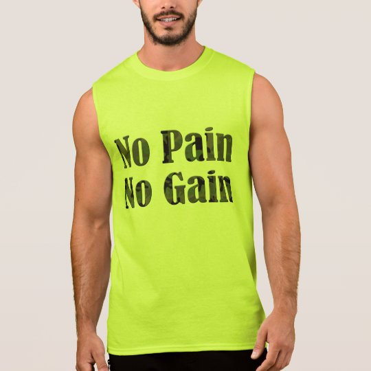 REGATA NO PAIN NO GAIN