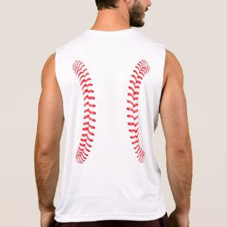 Regata O basebol dos homens emenda a prática/exercício