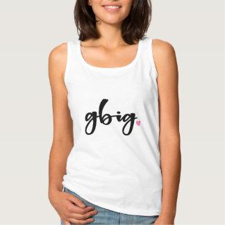 Regata O gbig G-Grande do círculo estudantil feminino da