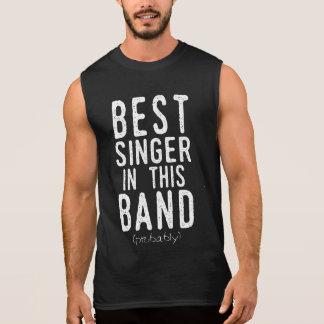 Regata O melhor cantor (provavelmente) (branco)
