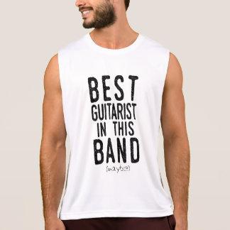 Regata O melhor guitarrista (talvez) (preto)
