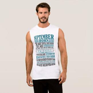 Regata O melhor nascer em setembro atual para homens &
