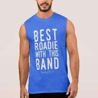 Regata O melhor Roadie (talvez) (branco)