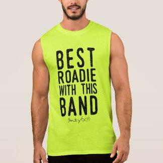 Regata O melhor Roadie (talvez) (preto)