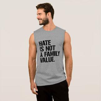 Regata O ódio não é uns valores familiares - - os