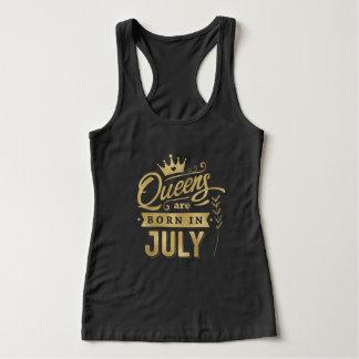 Regata O Queens é em julho aniversário nascido da