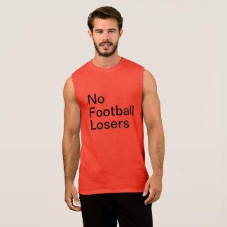 Regata O t-shirt sem mangas de nenhuns homens dos