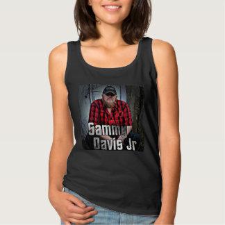 Regata O tanque da mulher do júnior de Sammy Davis