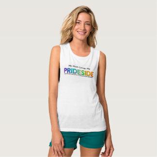 Regata PRIDESIDE® Bella+Camisola de alças do músculo de