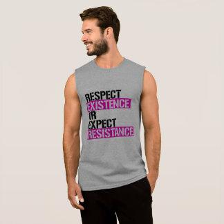Regata Respeite a existência ou espere a resistência -