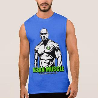 Regata Roupa do músculo do Vegan