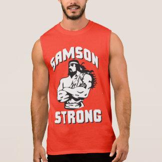 Regata Samson forte - Bodybuilding
