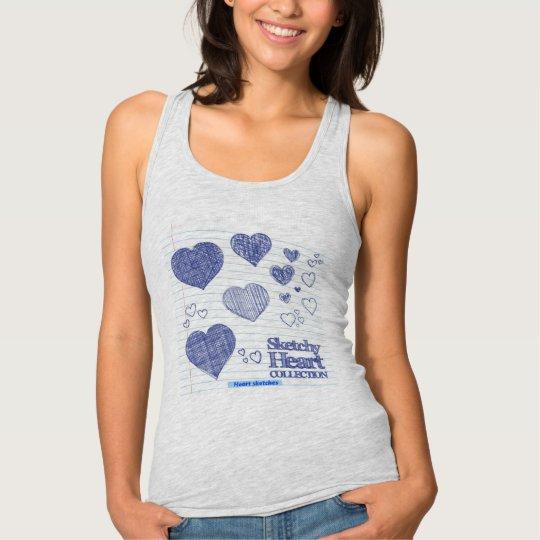 Regata Sketchy Heart Collection