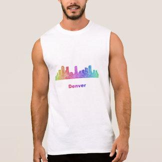 Regata Skyline de Denver do arco-íris