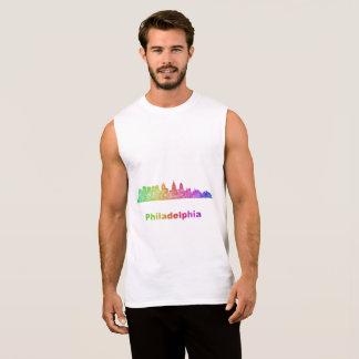 Regata Skyline de Philadelphfia do arco-íris