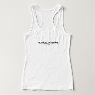 "Regata St Louis, Missouri, da ""camiseta impressionante"