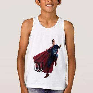 Regata Superman da liga de justiça | no campo de batalha