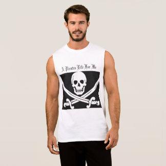 Regata T-shirt da vida do pirata