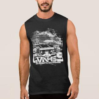 Regata T-shirt de Dwight D. Eisenhower do porta-aviões