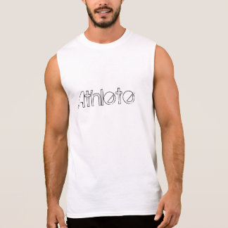 Regata T-shirt do atleta