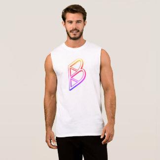 Regata T-shirt do estilo de Bi0z0 Insta sem mangas