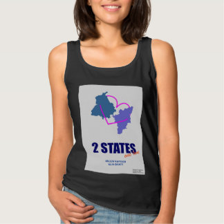 Regata T-shirt do filme de 2 ESTADOS