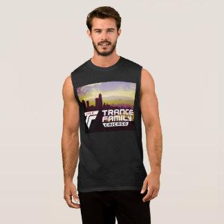 Regata T-shirt do LOGOTIPO do design da cidade da família