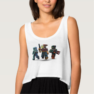 Regata T-shirt épico das mulheres do trio do jogo | de
