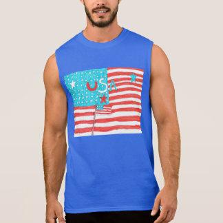 Regata T-shirt patriótico