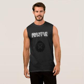 Regata T-shirt primitivo do exercício