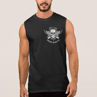 Regata T-shirt sem mangas de MC dos santos selvagens