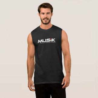 Regata T-shirt sem mangas de MUSIK