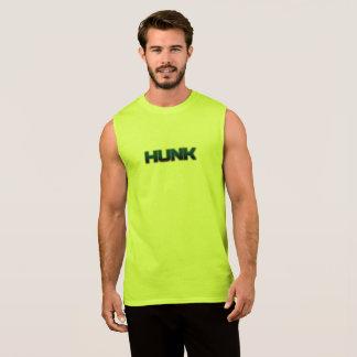 Regata T-shirt ultra sem mangas do costume