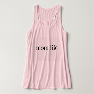 Regata Tanque da vida da mamã