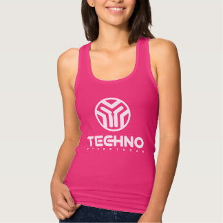 Regata Techno Streetwear - logotipo - a camisola de alças