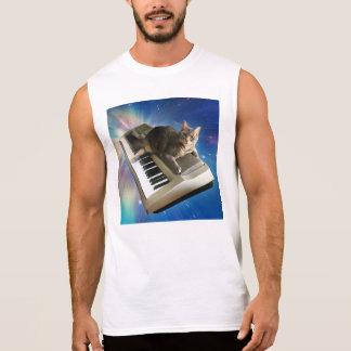 Regata teclado do gato