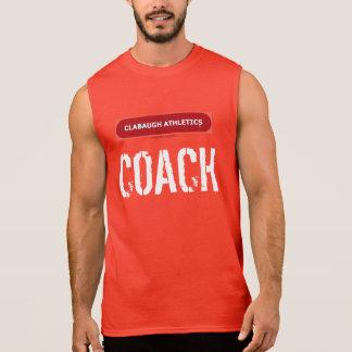 Regata TREINADOR do atletismo de Clabaugh
