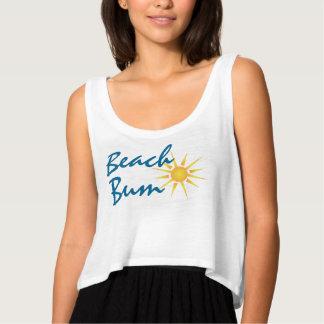 Regata Tshirt do vagabundo da praia