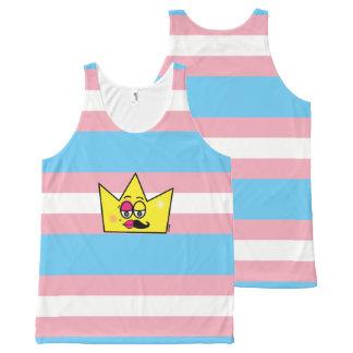 Regata Unissex - Transgênero Transexual DragQueen