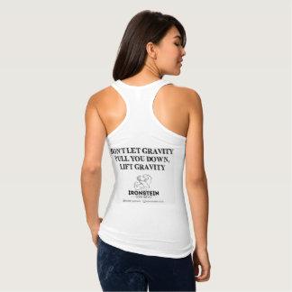 Regata Veste do gym das senhoras de Racerback