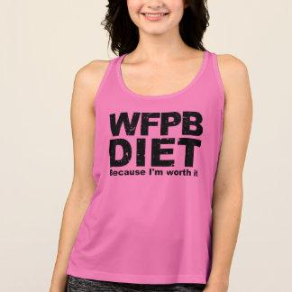 Regata WFPB que eu valer a pena (o preto)