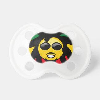 Reggae Chupeta Para Bebê