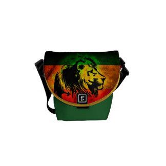 Reggae Lion Bolsas Mensageiro