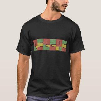 Reggae na serapilheira camiseta